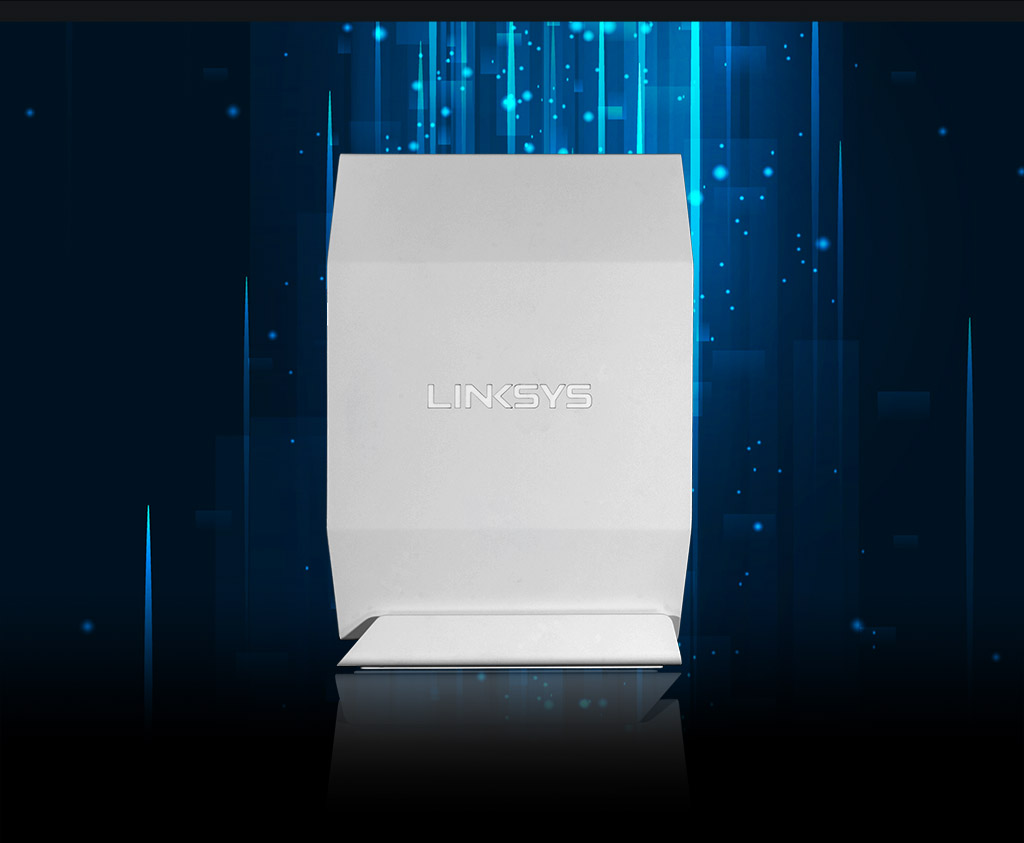 Linksys Dual-Band AX5400 WiFi 6 EasyMesh™ Compatible Router (E9450)