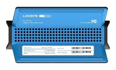 คู่มือสำหรับการติดตั้งผลิตภัณฑ์ Linksys E9450 เบื้องต้น